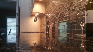 Kitchen Remodel - Tile Work