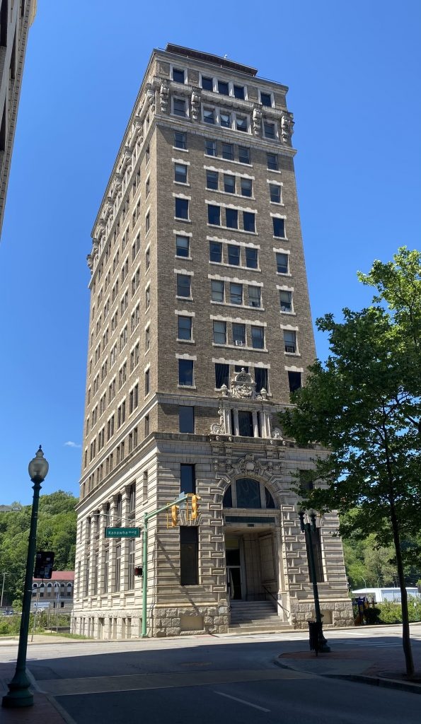 The Union Building, Charleston, West Virginia